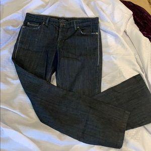 David Kahn Dark wash jeans
